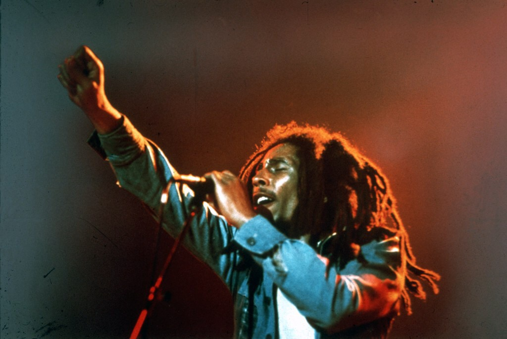 Bob Marley was paid three Pounds per week from his performances