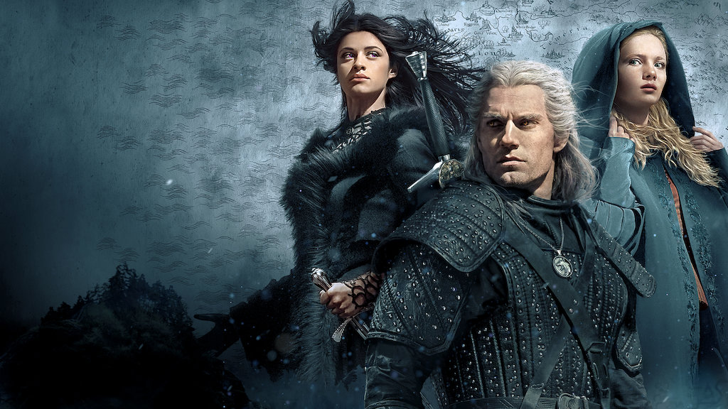 The Witcher web series