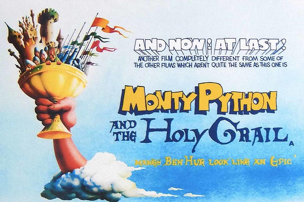 Top 10 Funniest Movies Of All Time-Monty Python and the Holy Grail (1975)