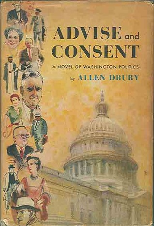 Advise and Consent book