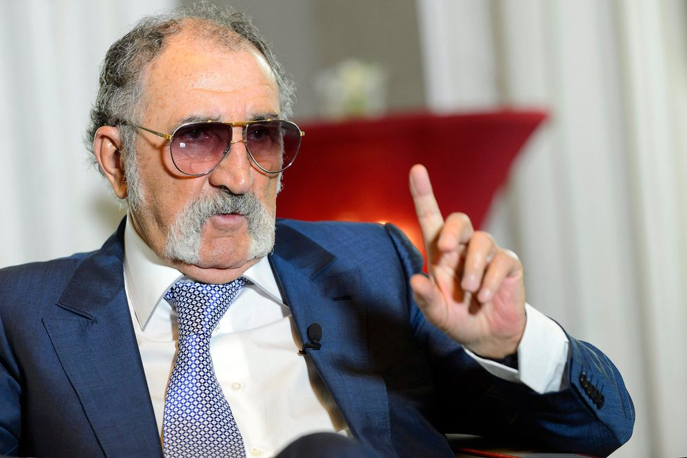 richest athlete Ion Tiriac
