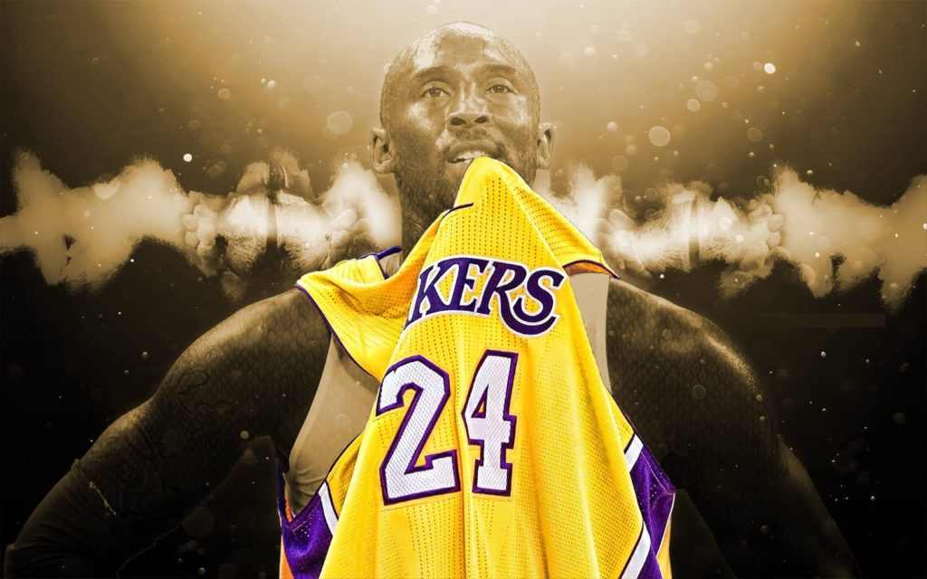 baskettball player Kobe Bryant